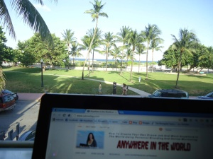 Remote Working in Miami