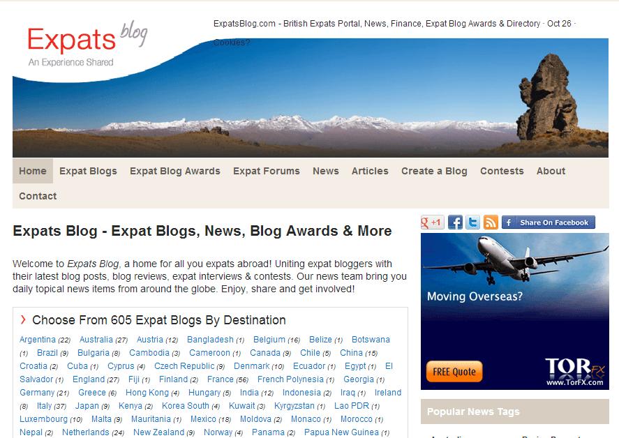 Expats Blog