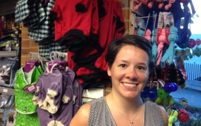 Meet Diana, Expat Entrepreneur, in Colombia