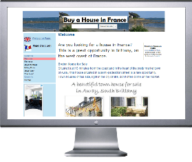 Buy a House in France