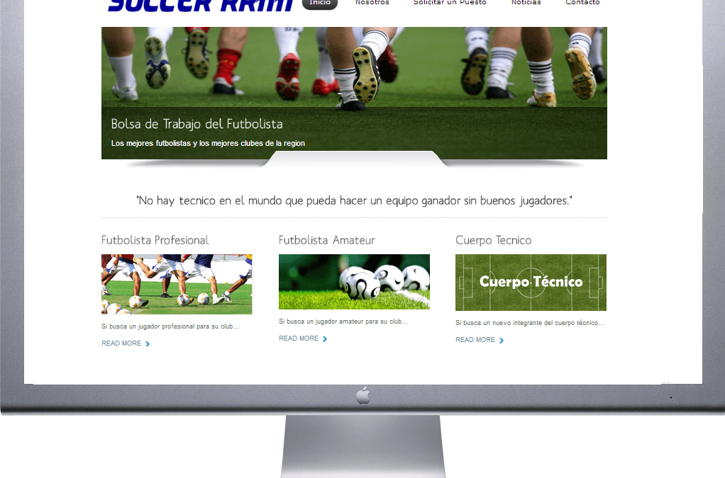 Soccer RRHH