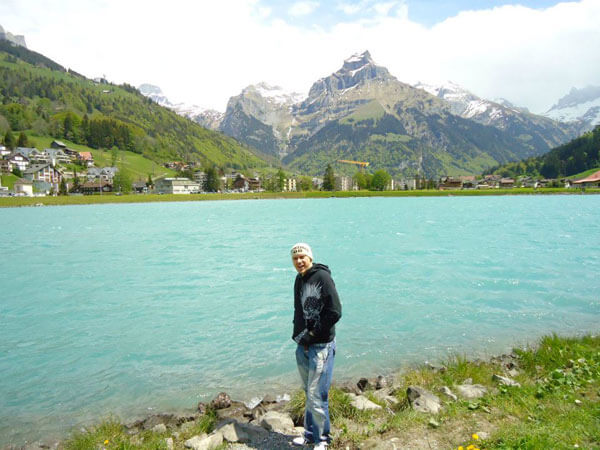 Meet Marc, British Expat in Switzerland