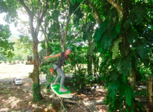 Jaco Ropes Surf The Air