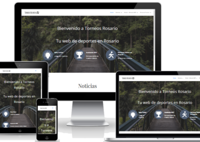 My Portfolio – Torneos Rosario