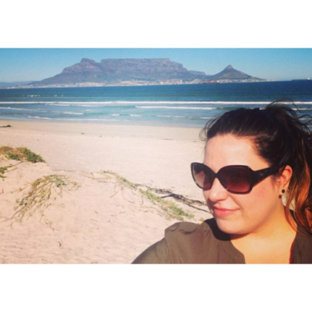 Helena digital nomad Table Mountain
