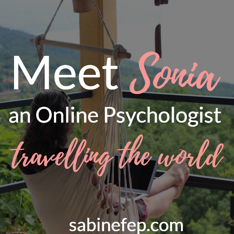 sonia online Psychologist