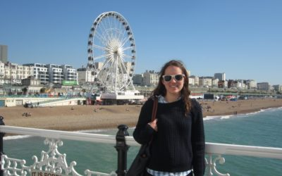 Meet Kalyn, an American blogger in London