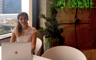 Meet Elodie a French Entrepreneur in Bangkok