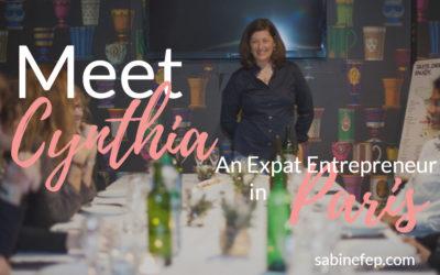 Meet Cynthia, a Canadian Expat Entrepreneur in Paris